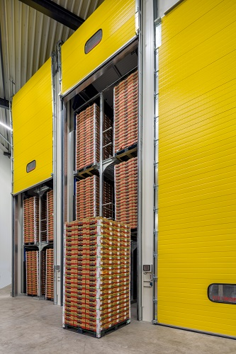 Nijssen realizes 3-tier ripening chambers for Mission Produce